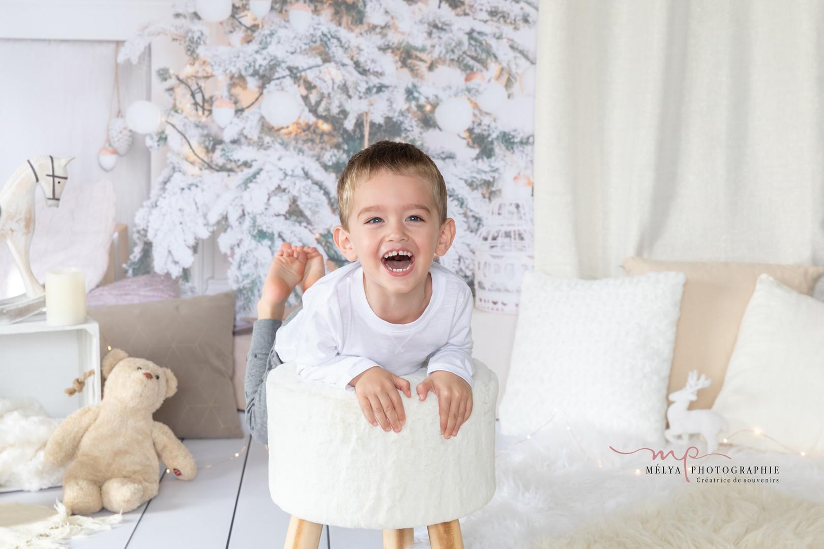 séance photo portrait d'enfant