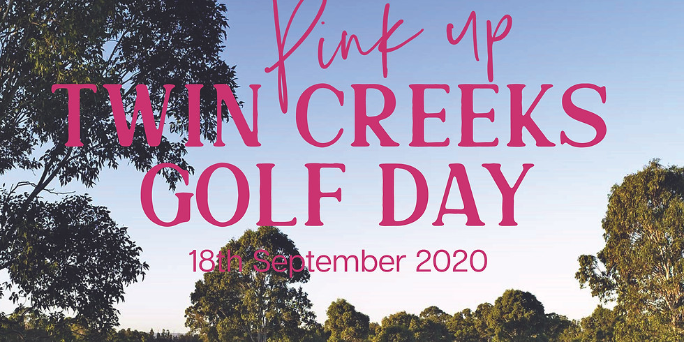 Pink Up Penrith Golf Day