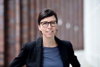Nadine Grenningloh Bewerbungsfotos
