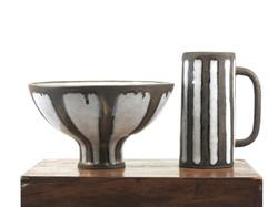 Bowl and mug
