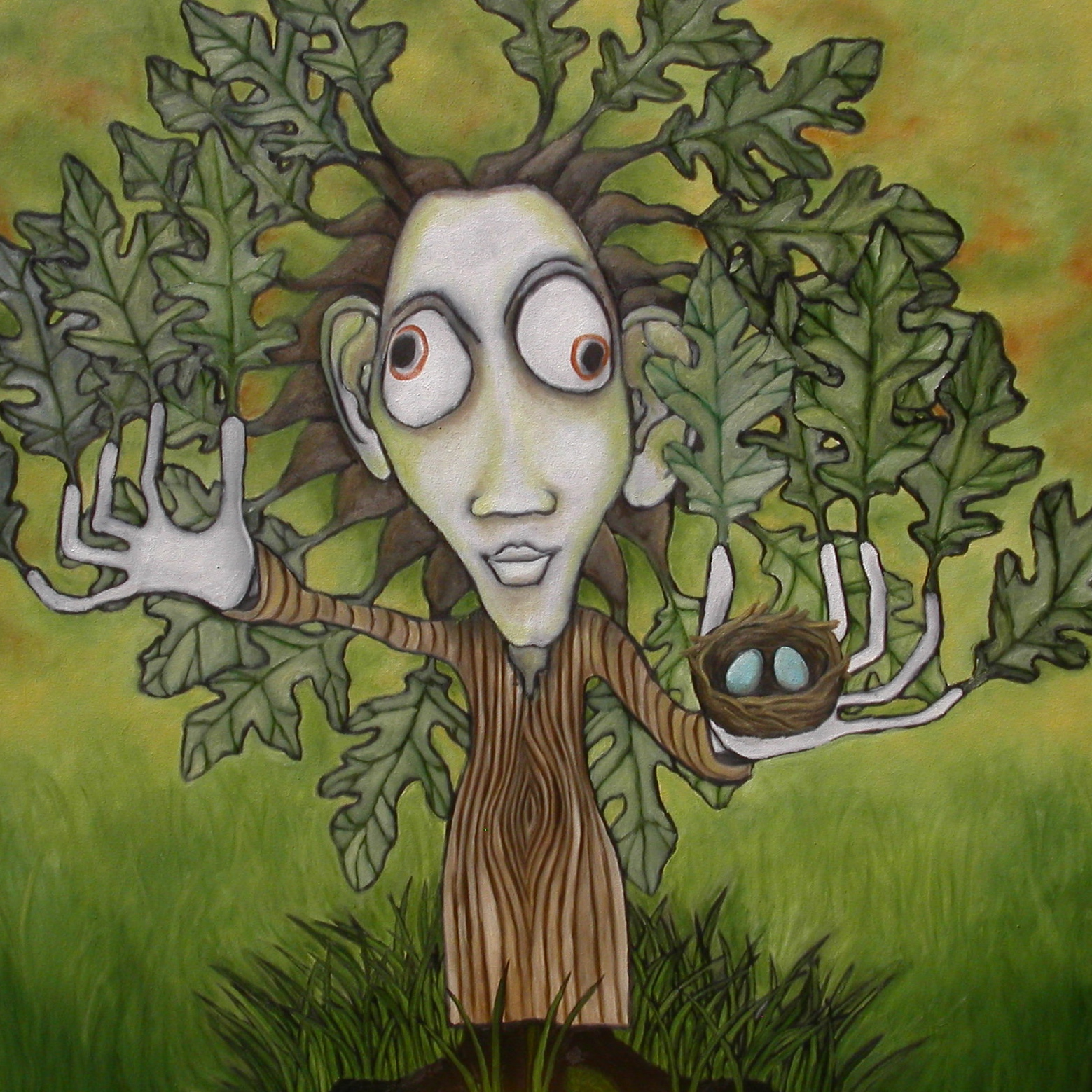 Woman as Tree