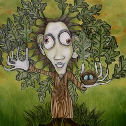 Woman as Tree