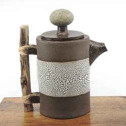 Stick and Stone Teapot