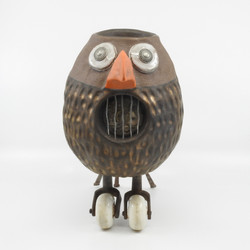 Owl on Wheels