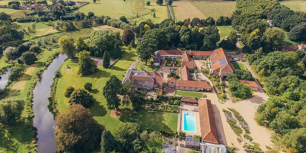 Summer retreat weekend in Norfolk