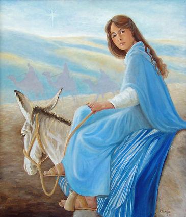 Mary - Divine Nature