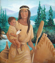 Young Womens Value Sacajawea