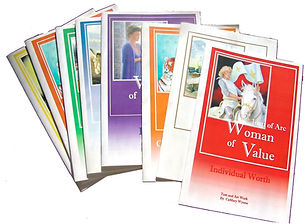 Women of value booklets