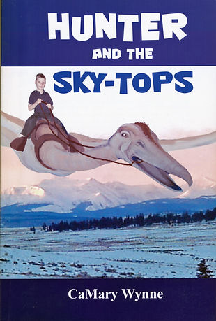 Hunter and the Sky-Tops Book