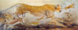 The Wrangler Oil Painting