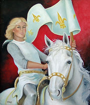 Young Womens Value Joan of Arc