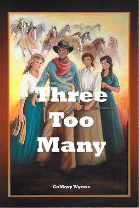 CaMary Wynne Book