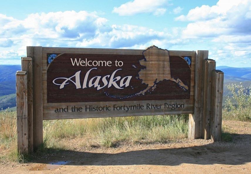 benvenuti in Alaska