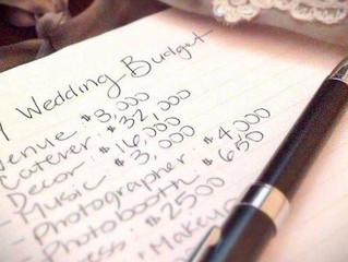 Il Budget di Matrimonio: 5 facili trucchi per arrivare tranquilli alle nozze (e senza imprevisti!)