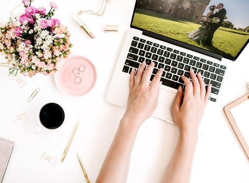 Wedding Web Site: il sito web degli sposi.