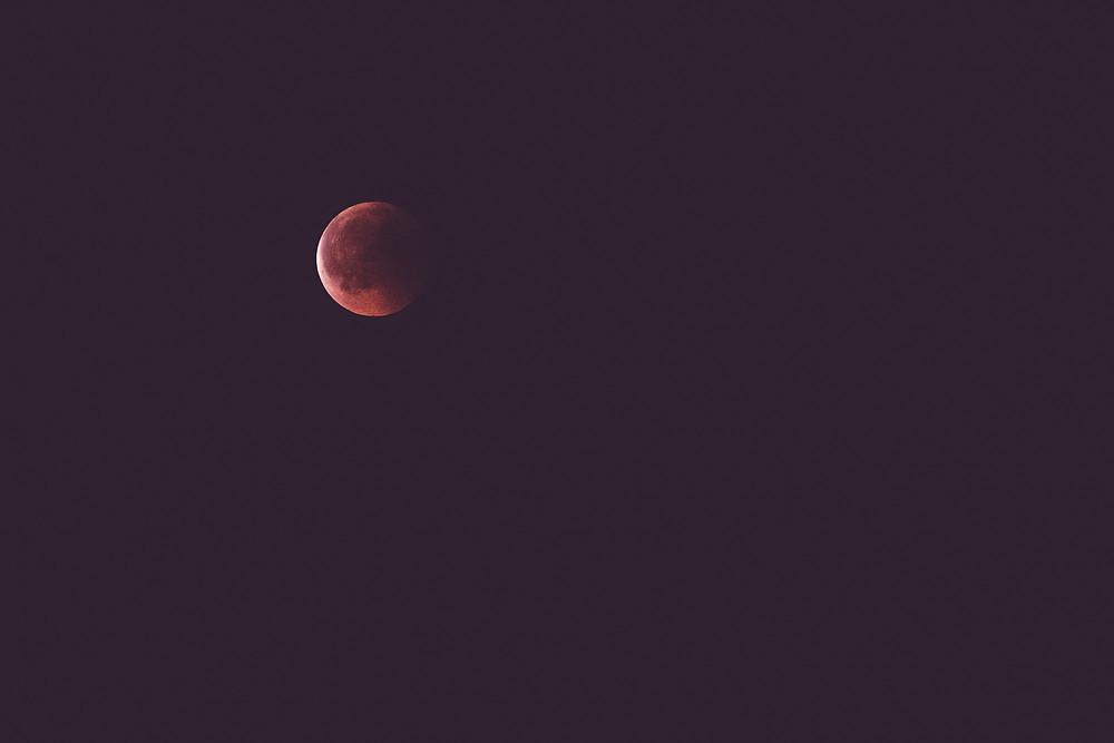 eclissi di luna totale