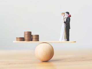 Comunione o separazione dei beni? Guida facile alla scelta.