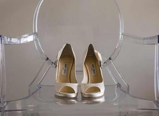 Cinque wedding tips per amare ancora di più le tue (meravigliose) scarpe da sposa