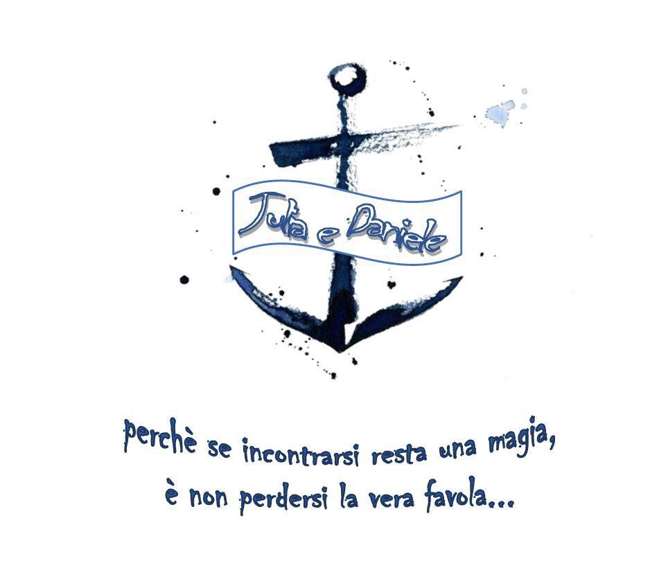 il Logo degli sposi