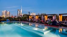 Le tre terrazze di Milano per un matrimonio cool in piena estate.