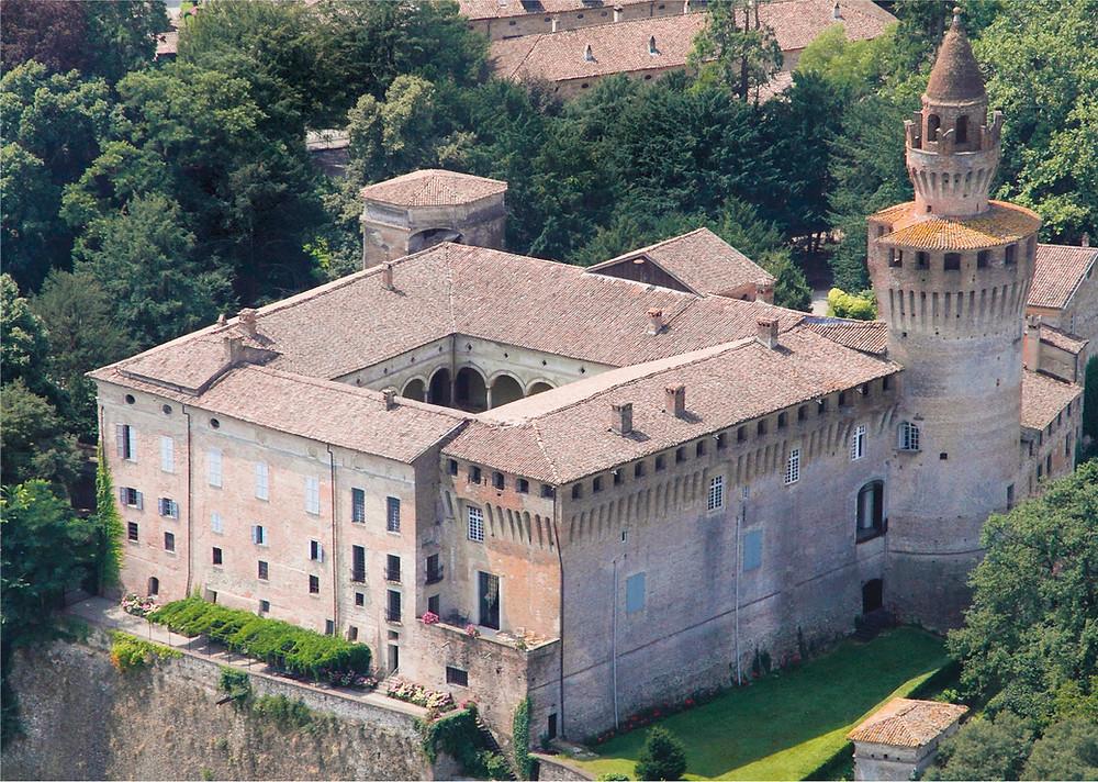 castello location matrimonio