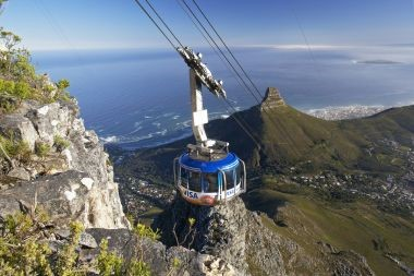 funivia Cape Town