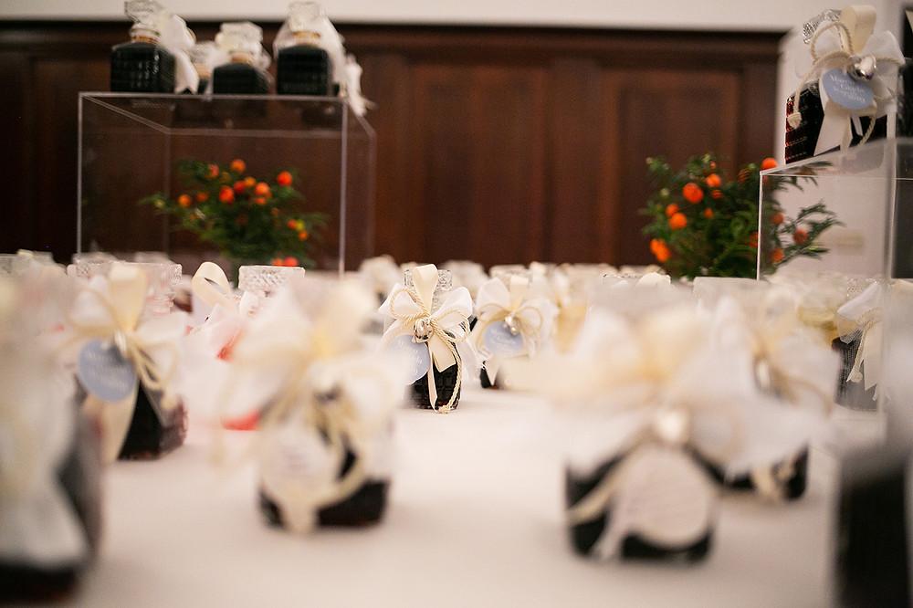Bomboniere alimentari, regalo ospiti matrimonio, matrimonio