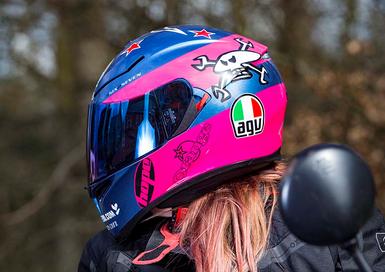 AGV K-3 SV Helmet