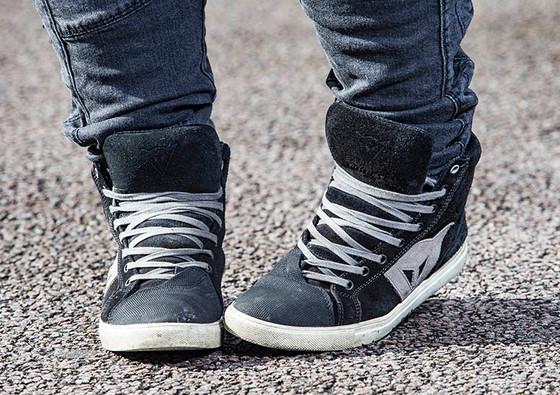 Dainese Street Biker Lady D-WP boots