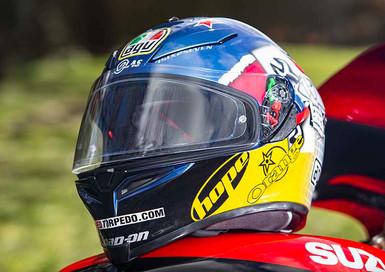 AGV K5-S helmet