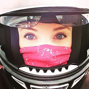 Everything looks better from the inside of a motorcycle helmet.jpg