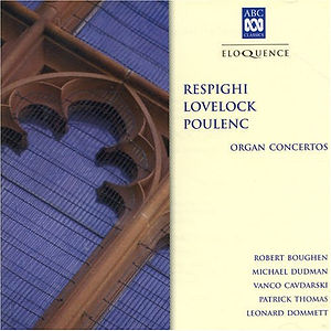 Poulenc Organ Concerto