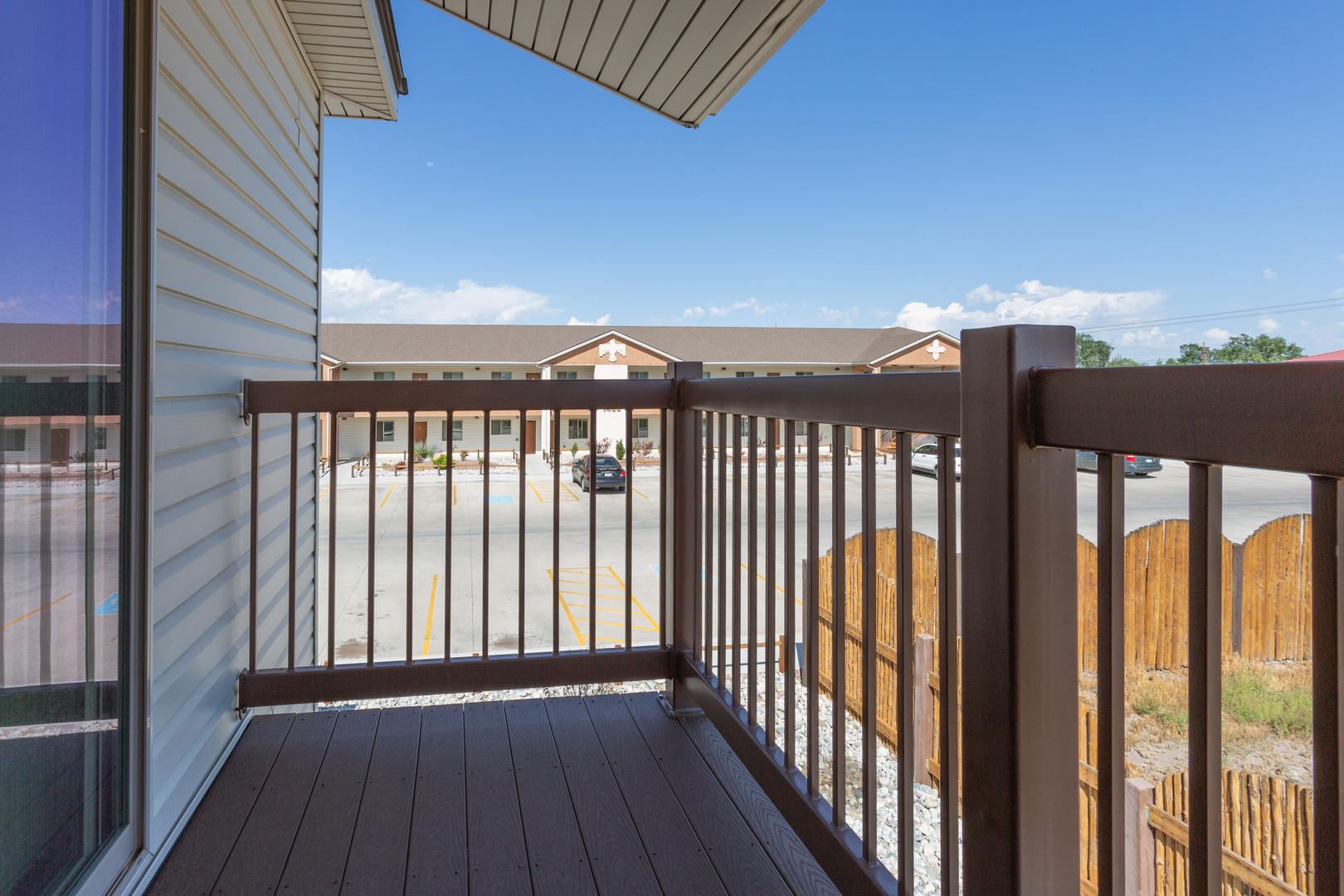 Kiva 1 BR Balcony