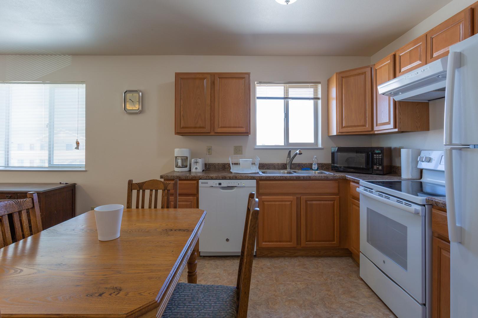 Kiva 1 BR Kitchen