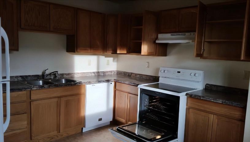 Southside Apartments Kitchen