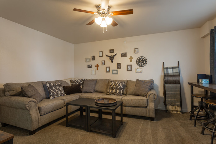 Kiva 2 BR Living Room