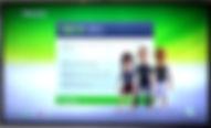 LCD tv; LED tv; xbox home screen; playstation; PS4; Digital TV setup