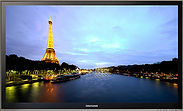 LED TV; Eiffel Tower scene; Services; TV Wall Mounting; Digital TV setup; TV points; Home theatre; Antenna installation