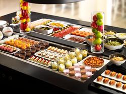 Hotel_restaurant_Campanile_Orange_buffet_desserts_à_volonté