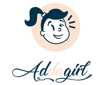 Addagirl Design Logo