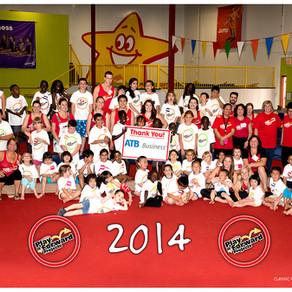 2014 Calgary Summer Camp