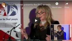 The RAD Awards