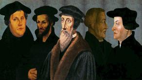 Resumos da História da Reforma #3 - Os Reformadores