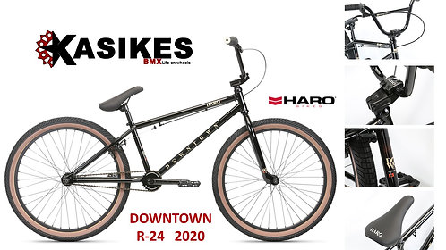 BICICLETA R-24 HARO BIKES DOWNTOWN 2020 PIEZA