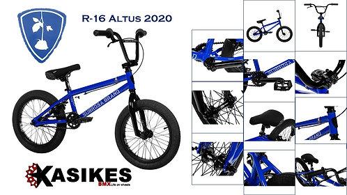 BICICLETA R-16 SUBROSA ALTUS 2020 PIEZA AZUL