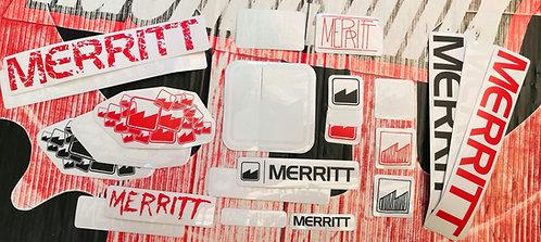CALCAS MERITT (23 PZAS)