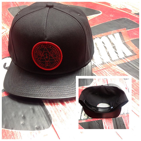 GORRA SHADOW BLACK MAGIC AJUSTABLE