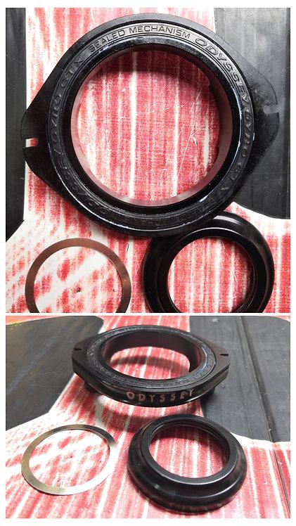 ROTOR ODYSSEY GYRO GTX-S 6061 PIEZA NEGRO