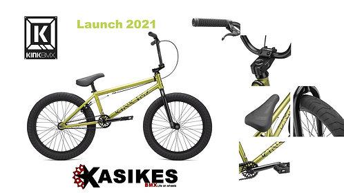 BICICLETA R-20 KINK BMX LAUNCH 2021 PIEZA LIMA