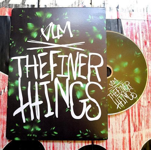 """DVD VOLUME """"THE FINNER THINGS"""" PIEZA"""
